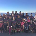 Law FIrm Community Breast Cancer Walk