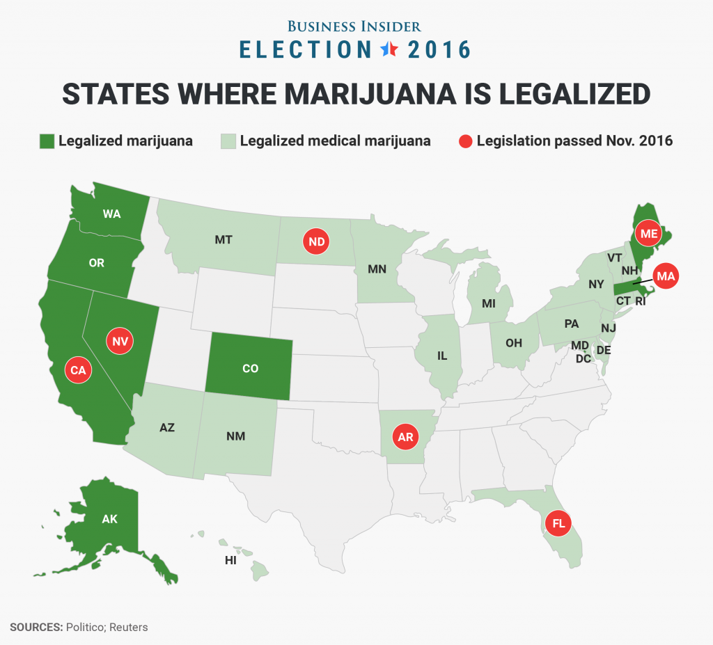 the question of whether marijuana should be legalized in the united states Marijuana is the most illicit drug used in the united states and it is less harmful than most legal drugs out there, therefore it should be legalized marijuana has been used as a mediator.
